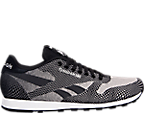 Men's Reebok CL Runner Jacquard Casual Shoes