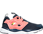 Women's Reebok FuryLite Asymmetrical Casual Shoes