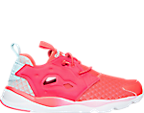 Women's Reebok FuryLite Sheer Casual Shoes