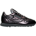 Right view of Women's Reebok Classic Leather Spirit Casual Shoes in Respect/Energy