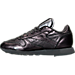 Left view of Women's Reebok Classic Leather Spirit Casual Shoes in Respect/Energy