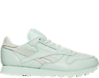 Women's Reebok Classic Leather Spirit Casual Shoes
