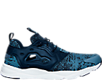 Men's Reebok Furylite Jacquard Print Casual Shoes