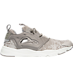 Men's Reebok Furylite Jacquard Print Casual Shoes