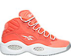 Men's Reebok Question Mid Retro Basketball Shoes