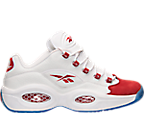 Men's Reebok Question Low Retro Basketball Shoes