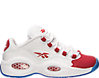 Boys' Grade School Reebok Question Low Basketball Shoes