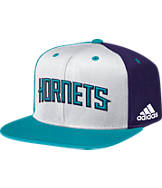 adidas Charlotte Hornets NBA Pinwheel Snapback Hat