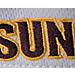 Alternate view of Zephyr Arizona State Sun Devils College Volley Visor Hat in Team Colors