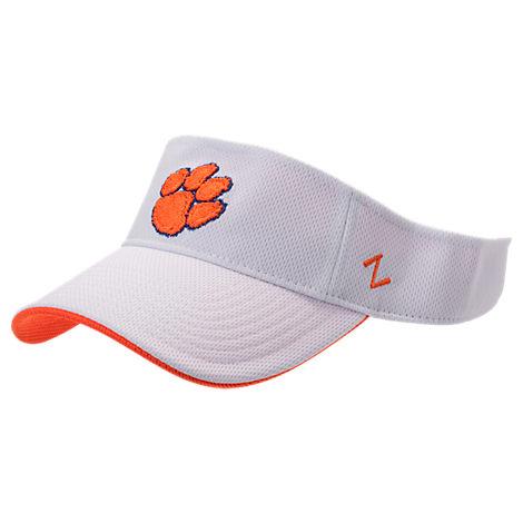 Zephyr Clemson Tigers College Volley Visor Hat
