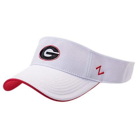 Zephyr Georgia Bulldogs College Volley Visor Hat