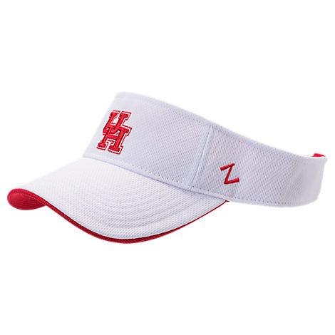 Zephyr Houston Cougars College Volley Visor Hat