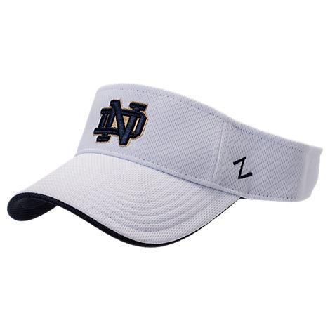 Zephyr Notre Dame Fighting Irish College Volley Visor Hat