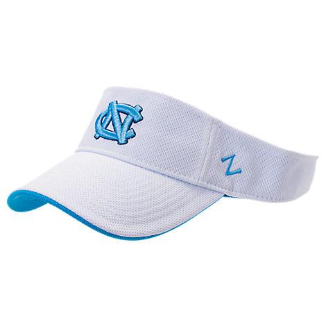 Zephyr UNC Tar Heels College Volley Visor Hat