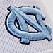 Alternate view of Zephyr UNC Tar Heels College Volley Visor Hat in Team Colors