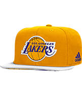adidas Los Angeles Lakers NBA 2015 Draft Snapback Hat