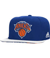 adidas New York Knicks NBA 2015 Draft Snapback Hat