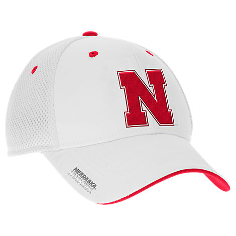 adidas Nebraska Cornhuskers College Spring Game Adjustable Hat