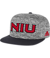 adidas Northern Illinois Huskies College Sideline Player Snapback Hat