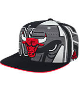 adidas Chicago Bulls NBA Sub Snapback Hat