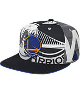 adidas Golden State Warriors NBA Sub Snapback Hat