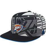 adidas Oklahoma City Thunder NBA Sub Snapback Hat