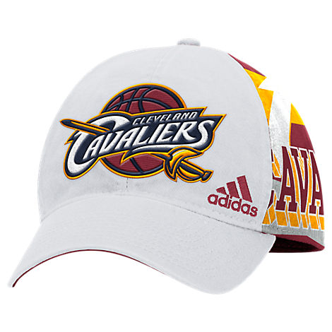 adidas Cleveland Cavaliers NBA Two-Toned Flex Performance Fitted Hat