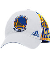 adidas Golden State Warriors NBA Two-Toned Flex Performance Fitted Hat