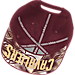 Alternate view of adidas Cleveland Cavaliers NBA Sublimated Visor Snapback Hat in Team Colors