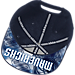 Alternate view of adidas Dallas Mavericks NBA Sublimated Visor Snapback Hat in Team Colors