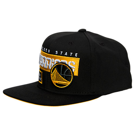 adidas Golden State Warriors NBA Snapback Hat
