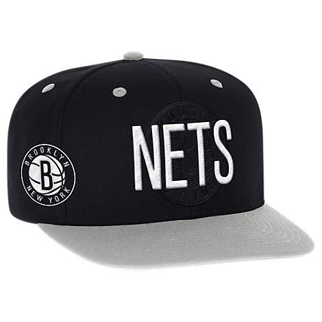 Men's adidas Brooklyn Nets NBA 2016 Draft Snapback Hat