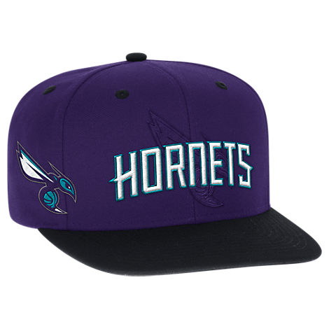 Men's adidas Charlotte Hornets NBA 2016 Draft Snapback Hat