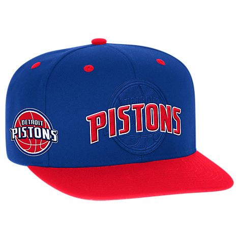 Men's adidas Detroit Pistons NBA 2016 Draft Snapback Hat