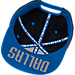 Alternate view of Men's adidas Dallas Mavericks NBA 2016 Draft Snapback Hat in Team Colors