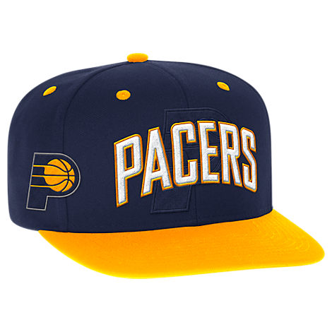 Men's adidas Indiana Pacers NBA 2016 Draft Snapback Hat