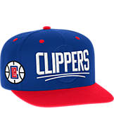 Men's adidas Los Angeles Clippers NBA 2016 Draft Snapback Hat
