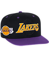 Men's adidas Los Angeles Lakers NBA 2016 Draft Snapback Hat