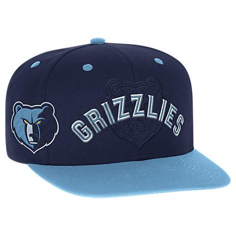 Men's adidas Memphis Grizzlies NBA 2016 Draft Snapback Hat