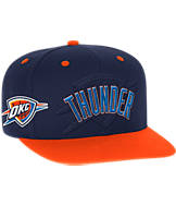 Men's adidas Oklahoma City Thunder NBA 2016 Draft Snapback Hat