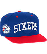 Men's adidas Philadelphia 76ers NBA 2016 Draft Snapback Hat