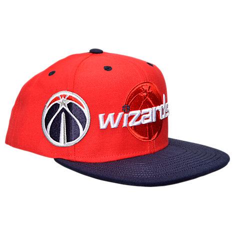 Men's adidas Washington Wizards NBA 2016 Draft Snapback Hat