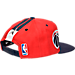 Alternate view of Men's adidas Washington Wizards NBA 2016 Draft Snapback Hat in Team Colors