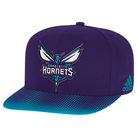 adidas Charlotte Hornets NBA Sub Vize Snapback Hat
