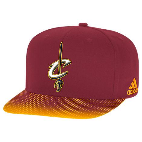 adidas Cleveland Cavaliers NBA Sub Vize Snapback Hat
