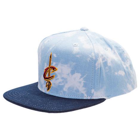 adidas Cleveland Cavaliers NBA Denim Snapback Hat