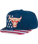 Men's adidas Chicago Bears NBA 2016 Patriotic Snapback Hat