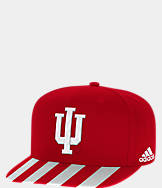 adidas Indiana Hoosiers College Candy Stripe Snapback Hat
