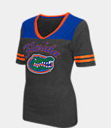 Women's Stadium Florida Gators College Twist V-Neck T-Shirt