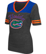 Women's Stadium Florida Gators College Twist V-Neck T-Shirt